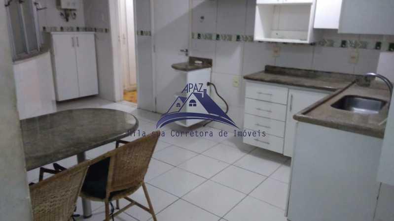 COZINHA - Apartamento 3 quartos à venda Rio de Janeiro,RJ - R$ 1.100.000 - MSAP30054 - 11