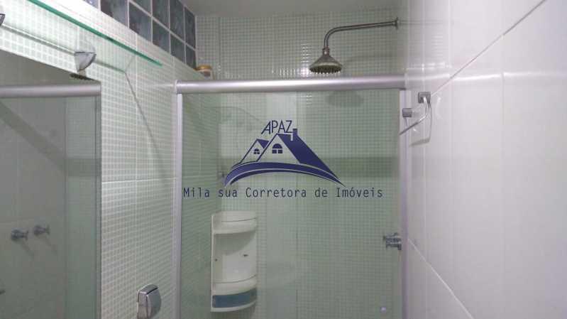 boxe 2 - Apartamento 3 quartos à venda Rio de Janeiro,RJ - R$ 1.100.000 - MSAP30054 - 14