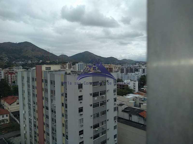 SALA VISÃO - Apartamento 3 quartos à venda Rio de Janeiro,RJ - R$ 379.000 - MSAP30056 - 1