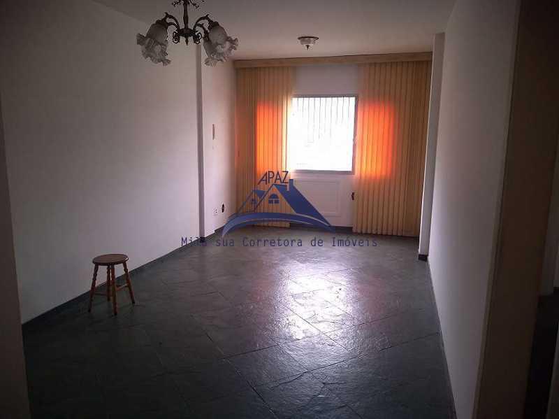 SALA AMPLA - Apartamento 3 quartos à venda Rio de Janeiro,RJ - R$ 379.000 - MSAP30056 - 3