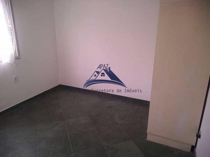 QUARTO 01 - Apartamento 3 quartos à venda Rio de Janeiro,RJ - R$ 379.000 - MSAP30056 - 7