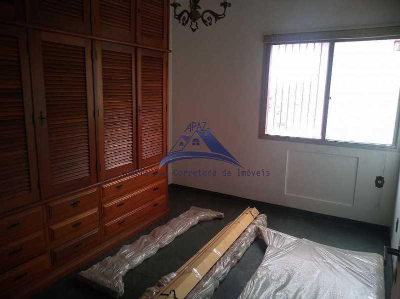 QUARTO 03 JANELA - Apartamento 3 quartos à venda Rio de Janeiro,RJ - R$ 379.000 - MSAP30056 - 10