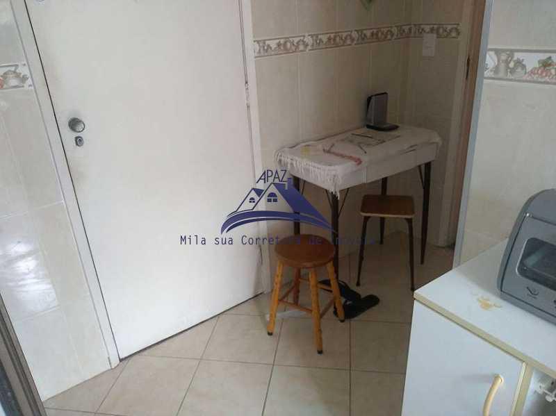 ÁREA  DE SERVIÇO - Apartamento 3 quartos à venda Rio de Janeiro,RJ - R$ 379.000 - MSAP30056 - 17