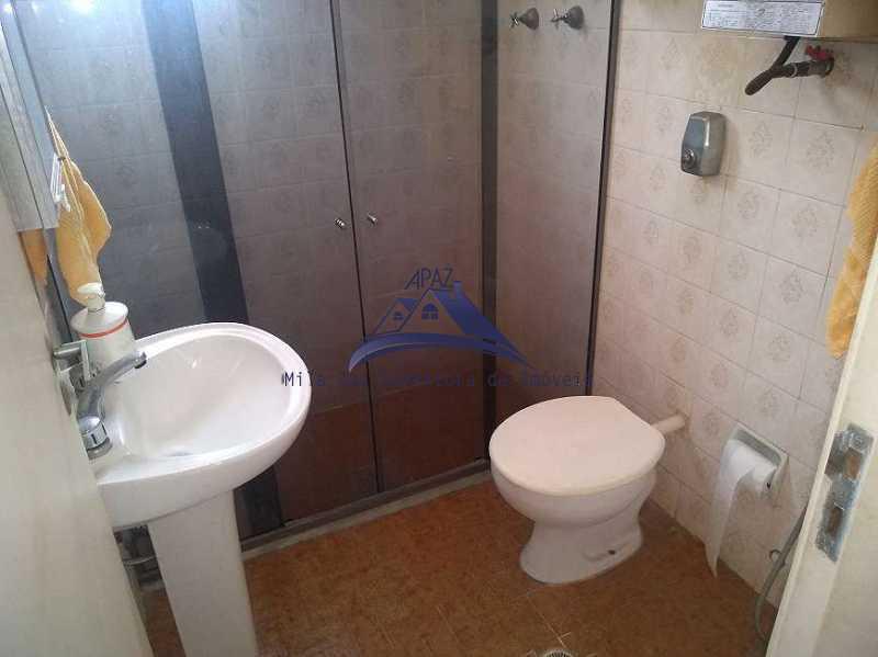 BANHEIRO 01 - Apartamento 3 quartos à venda Rio de Janeiro,RJ - R$ 379.000 - MSAP30056 - 13