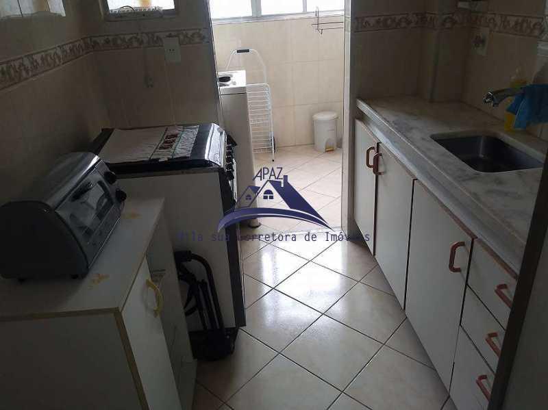 COZINHA - Apartamento 3 quartos à venda Rio de Janeiro,RJ - R$ 379.000 - MSAP30056 - 16