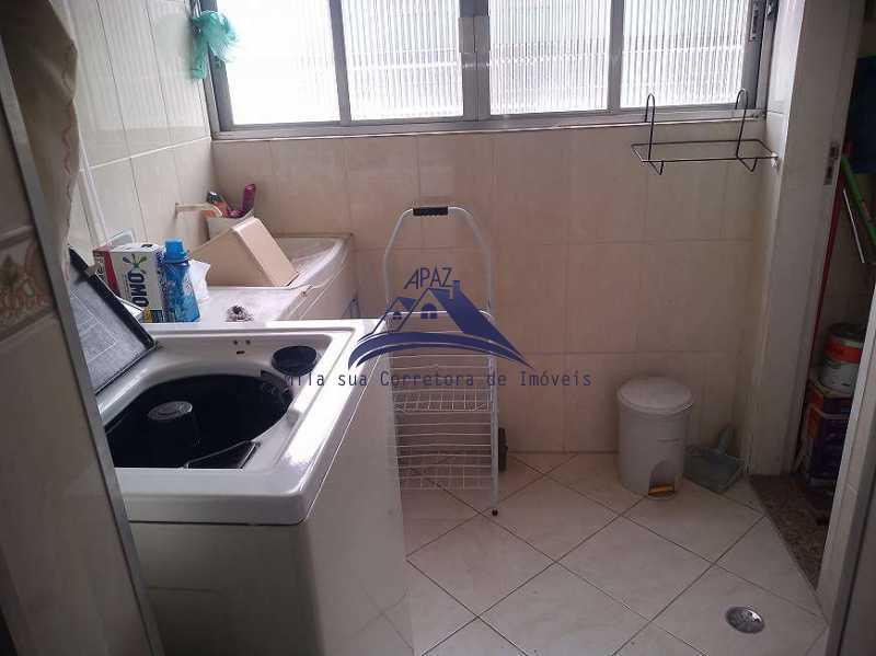 LAVANDERIA - Apartamento 3 quartos à venda Rio de Janeiro,RJ - R$ 379.000 - MSAP30056 - 18