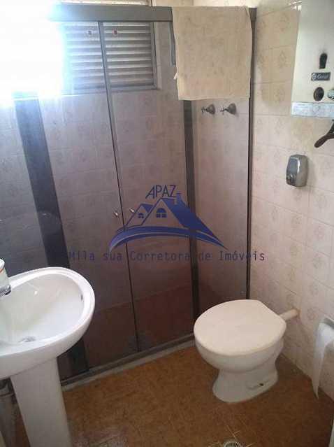 BANHEIRO - Apartamento 3 quartos à venda Rio de Janeiro,RJ - R$ 379.000 - MSAP30056 - 14