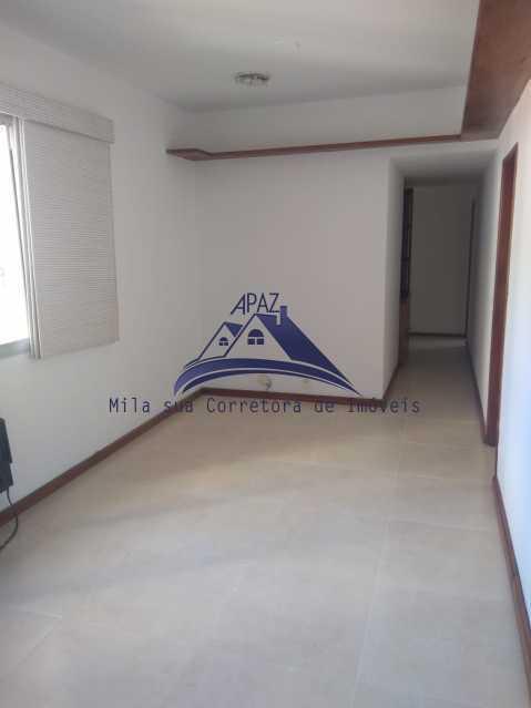 SALA - Apartamento 3 quartos à venda Rio de Janeiro,RJ - R$ 690.000 - MSAP30057 - 4