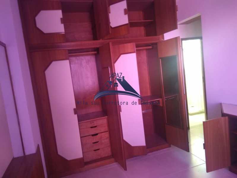 ARMARIOS EMBUTIDOS 2 - Apartamento 3 quartos à venda Rio de Janeiro,RJ - R$ 690.000 - MSAP30057 - 5