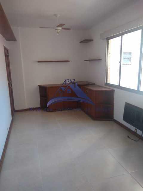 QUARTO JANELA - Apartamento 3 quartos à venda Rio de Janeiro,RJ - R$ 690.000 - MSAP30057 - 10