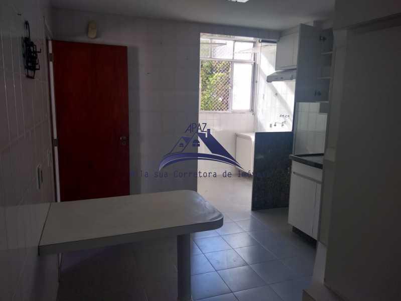COZ ÁREA DE SERVIÇO - Apartamento 3 quartos à venda Rio de Janeiro,RJ - R$ 690.000 - MSAP30057 - 19