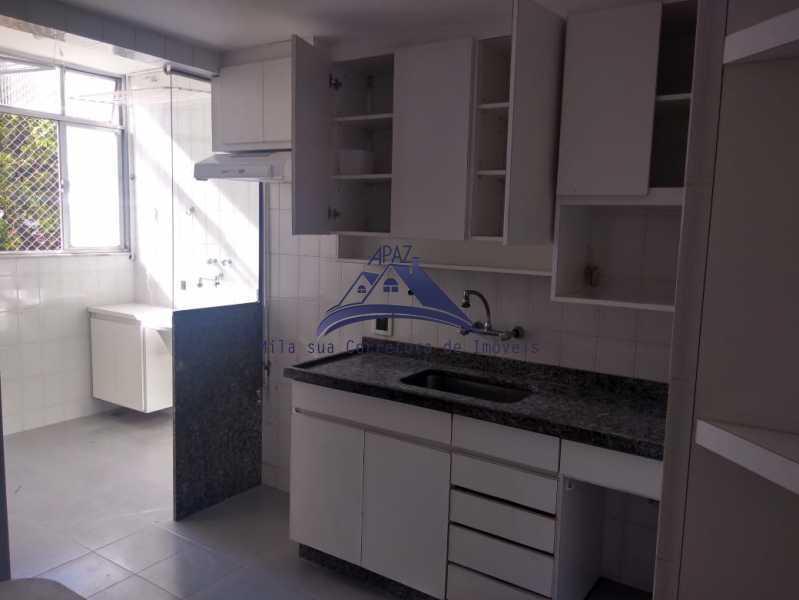 COZINHA - Apartamento 3 quartos à venda Rio de Janeiro,RJ - R$ 690.000 - MSAP30057 - 20