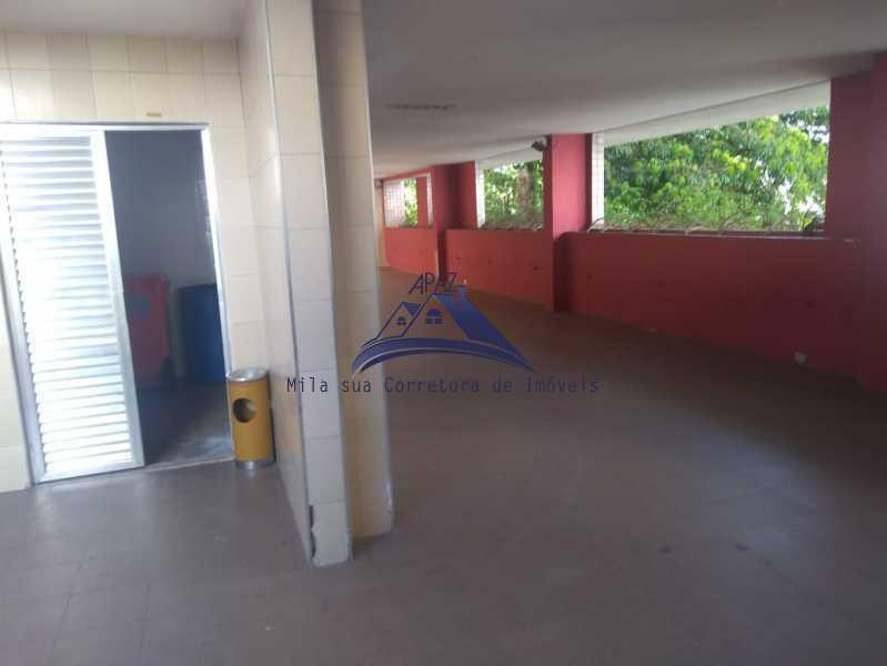 GARAGEM - Apartamento 3 quartos à venda Rio de Janeiro,RJ - R$ 690.000 - MSAP30057 - 22