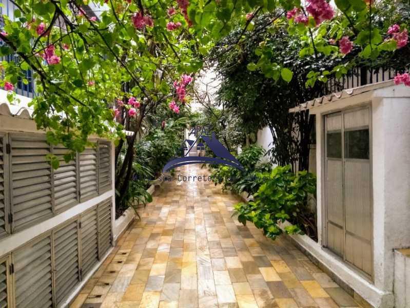 CORREDOR PRÉDIO - Apartamento 3 quartos à venda Rio de Janeiro,RJ - R$ 537.000 - MSAP30058 - 1