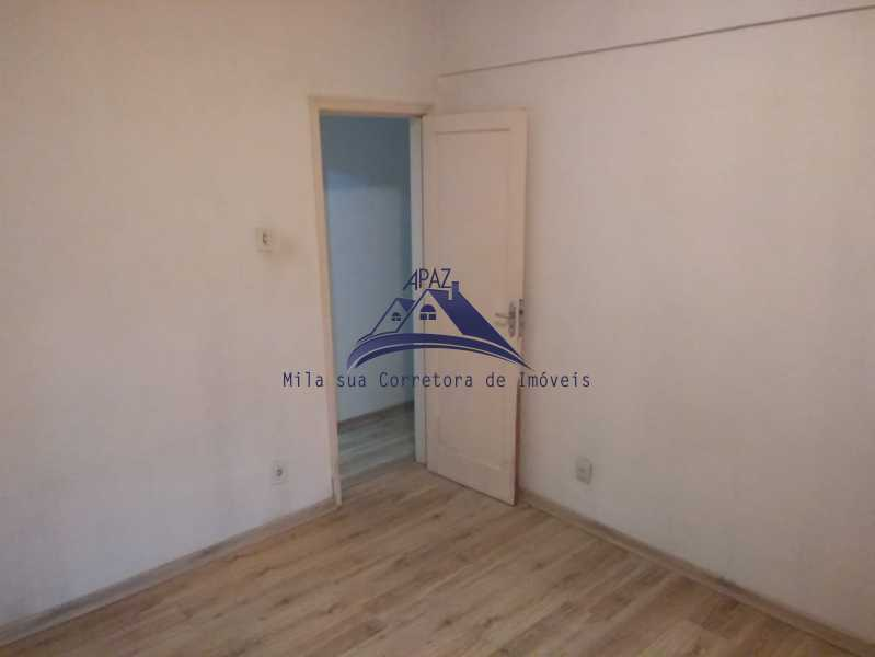 QUARTO 1 - Apartamento 3 quartos à venda Rio de Janeiro,RJ - R$ 537.000 - MSAP30058 - 7