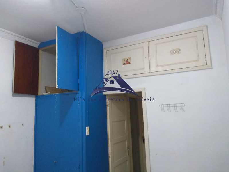 QUARTO COM ARMARIO - Apartamento 3 quartos à venda Rio de Janeiro,RJ - R$ 537.000 - MSAP30058 - 10