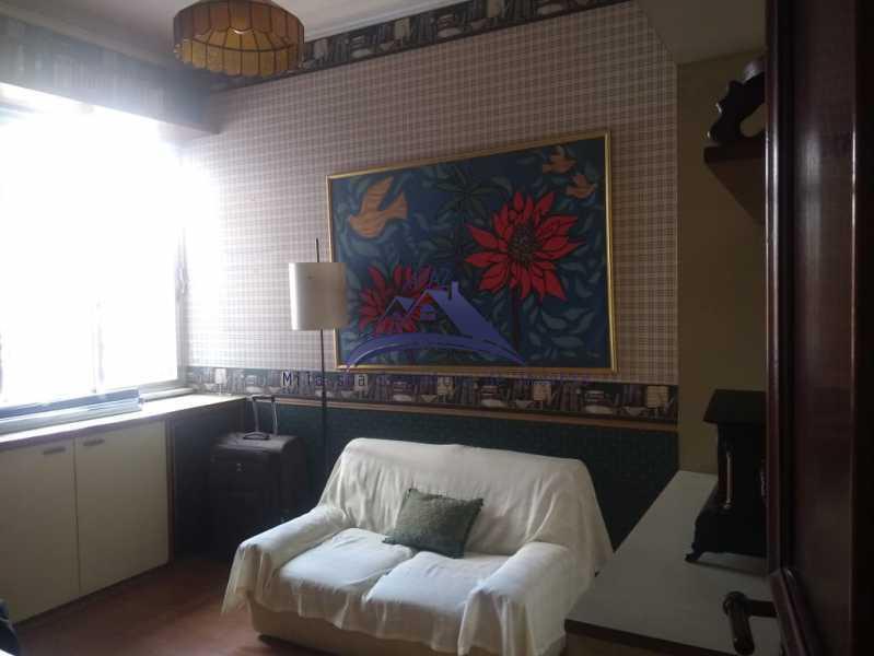 SALA - Apartamento 3 quartos à venda Rio de Janeiro,RJ - R$ 1.150.000 - MSAP30059 - 1