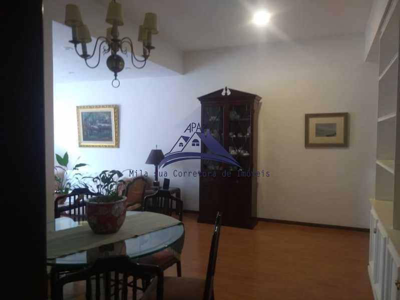 SALA JANTAR - Apartamento 3 quartos à venda Rio de Janeiro,RJ - R$ 1.150.000 - MSAP30059 - 5