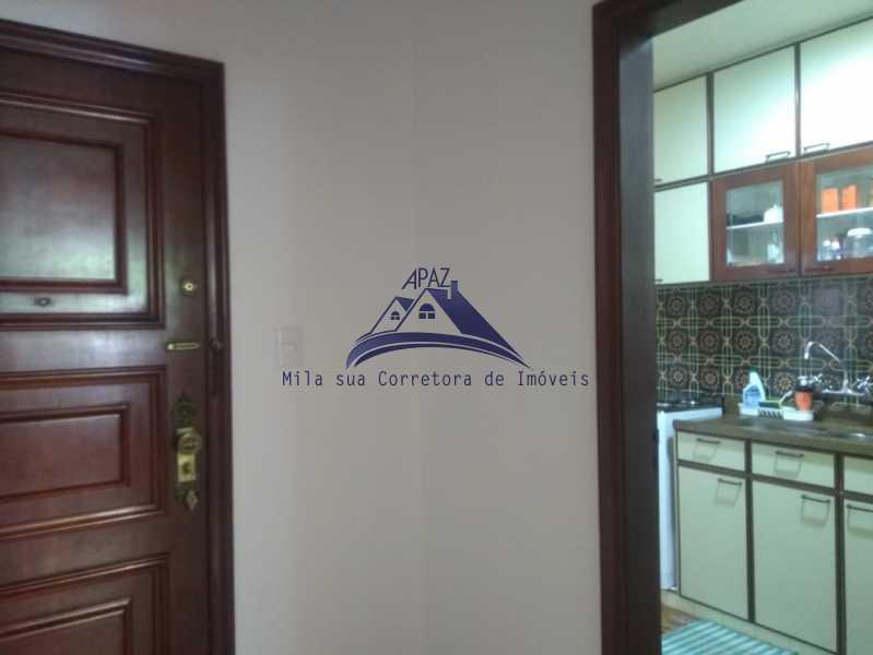 SALA VISÃO COZINHA - Apartamento 3 quartos à venda Rio de Janeiro,RJ - R$ 1.150.000 - MSAP30059 - 6