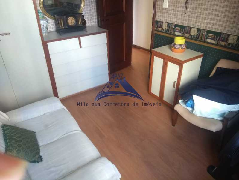 QUARTO 2 - Apartamento 3 quartos à venda Rio de Janeiro,RJ - R$ 1.150.000 - MSAP30059 - 13