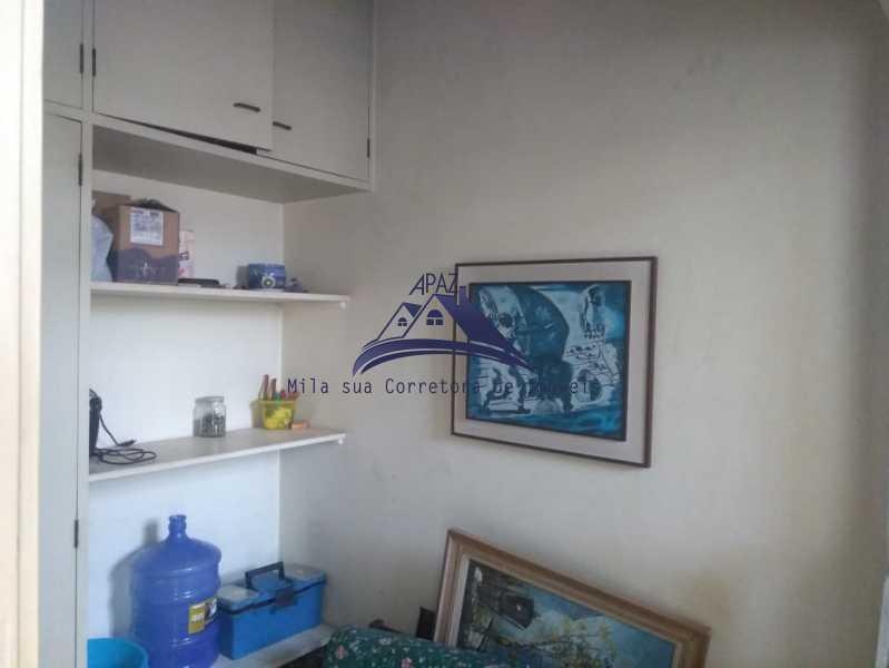 QUARTO ARMARIO EMBUTIDO - Apartamento 3 quartos à venda Rio de Janeiro,RJ - R$ 1.150.000 - MSAP30059 - 14