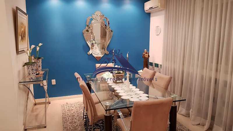 SALA DE JANTAR - Apartamento 3 quartos à venda Rio de Janeiro,RJ - R$ 1.400.000 - MSAP30060 - 1
