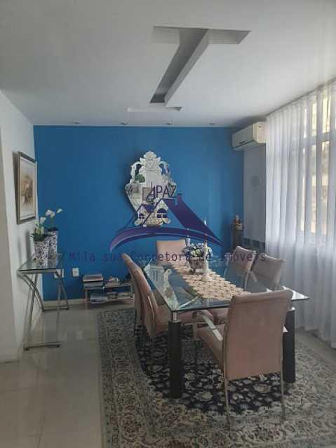 SALA DE JANTAR 1 - Apartamento 3 quartos à venda Rio de Janeiro,RJ - R$ 1.400.000 - MSAP30060 - 3