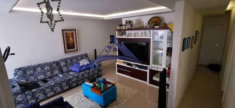 SALA  VISÃO AMPLA - Apartamento 3 quartos à venda Rio de Janeiro,RJ - R$ 1.400.000 - MSAP30060 - 5