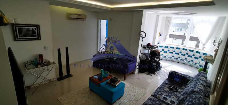 SALA E JARDIM DE INVERNO - Apartamento 3 quartos à venda Rio de Janeiro,RJ - R$ 1.400.000 - MSAP30060 - 8