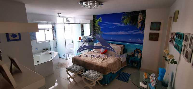 QUARTO 1 VISÃO AMPLA - Apartamento 3 quartos à venda Rio de Janeiro,RJ - R$ 1.400.000 - MSAP30060 - 12