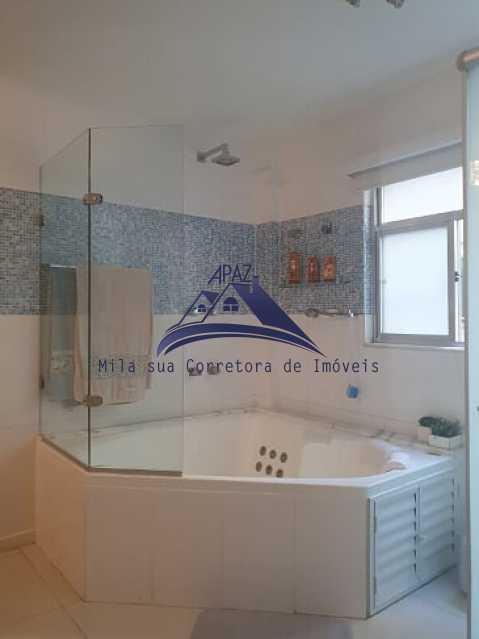 BANHEIRA QUARTO - Apartamento 3 quartos à venda Rio de Janeiro,RJ - R$ 1.400.000 - MSAP30060 - 15