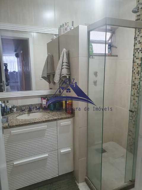 BANHEIRO SUÍTE - Apartamento 3 quartos à venda Rio de Janeiro,RJ - R$ 1.400.000 - MSAP30060 - 17