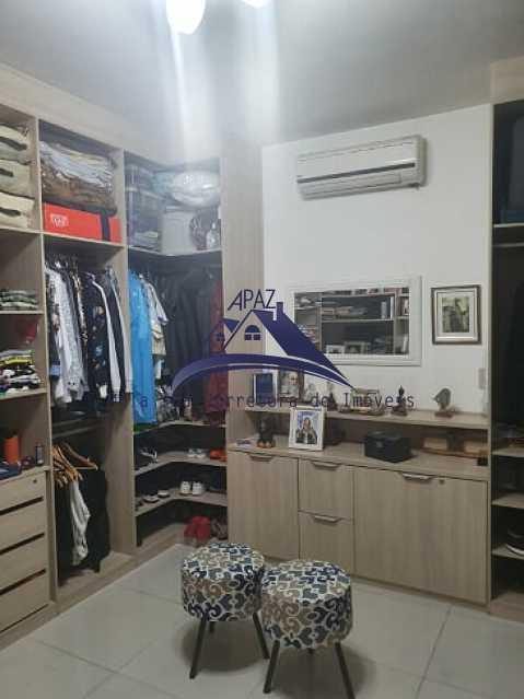 QUARTO 2.2 - Apartamento 3 quartos à venda Rio de Janeiro,RJ - R$ 1.400.000 - MSAP30060 - 18