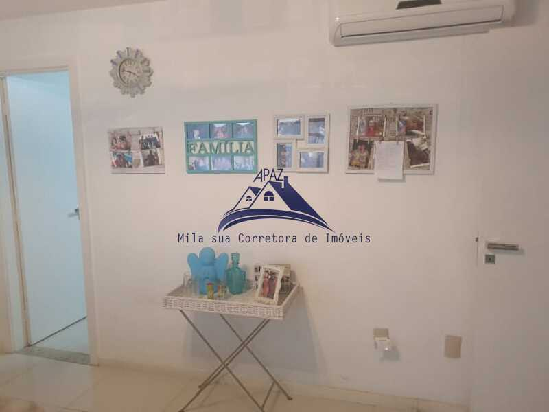 QUARTO 2 - Apartamento 3 quartos à venda Rio de Janeiro,RJ - R$ 1.400.000 - MSAP30060 - 19