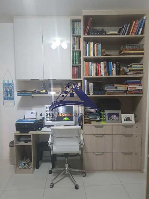QUARTO 3 - Apartamento 3 quartos à venda Rio de Janeiro,RJ - R$ 1.400.000 - MSAP30060 - 20