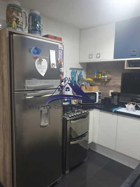 COZINHA 1 - Apartamento 3 quartos à venda Rio de Janeiro,RJ - R$ 1.400.000 - MSAP30060 - 21