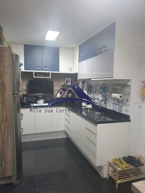 COZINHA - Apartamento 3 quartos à venda Rio de Janeiro,RJ - R$ 1.400.000 - MSAP30060 - 22