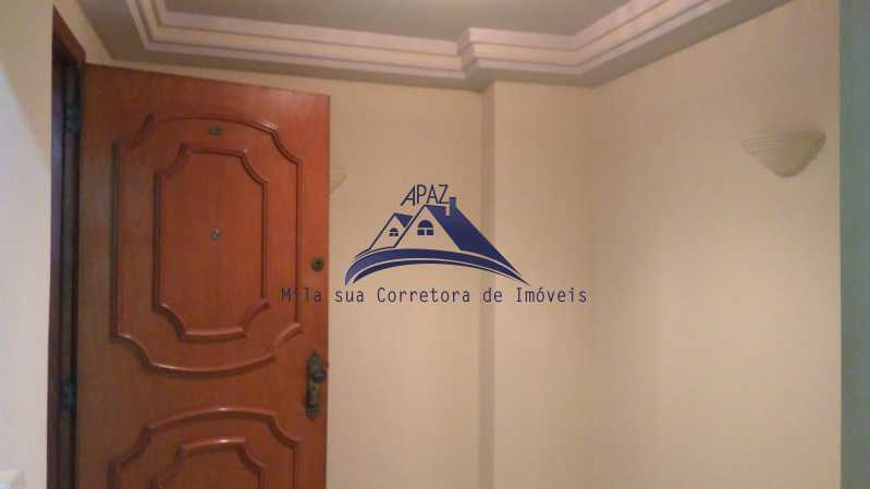 sala entrada - Sala Comercial 29m² para alugar Rio de Janeiro,RJ - R$ 850 - MSSL00006 - 1