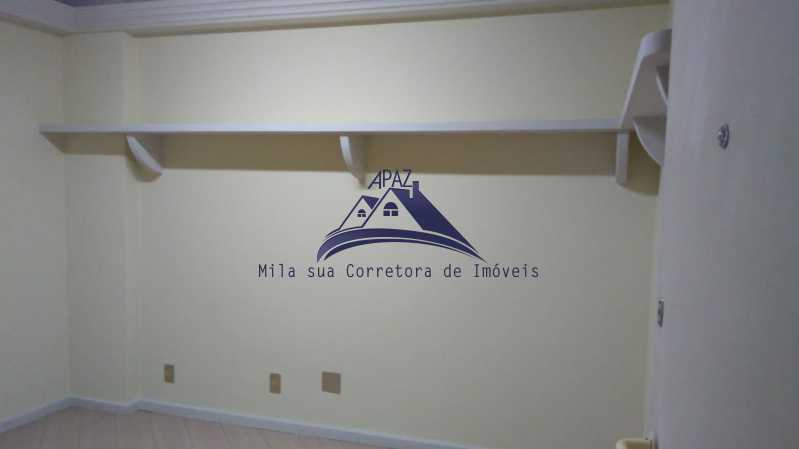 SALA PAREDE - Sala Comercial 29m² para alugar Rio de Janeiro,RJ - R$ 850 - MSSL00006 - 6