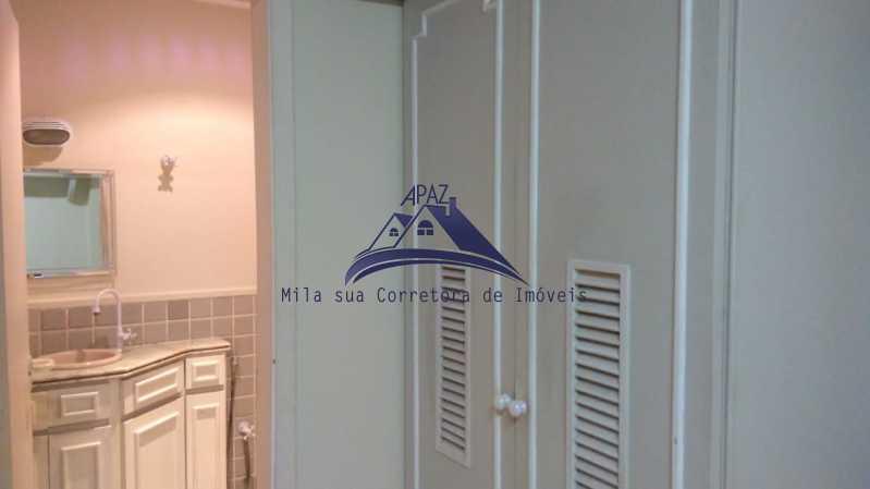 VISÂO BANHEIRO - Sala Comercial 29m² para alugar Rio de Janeiro,RJ - R$ 850 - MSSL00006 - 10