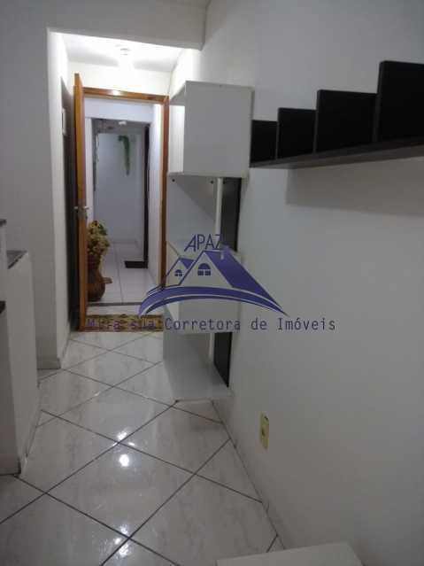 12y. - Apartamento para venda e aluguel Rio de Janeiro,RJ - R$ 90.000 - MSAP00008 - 6