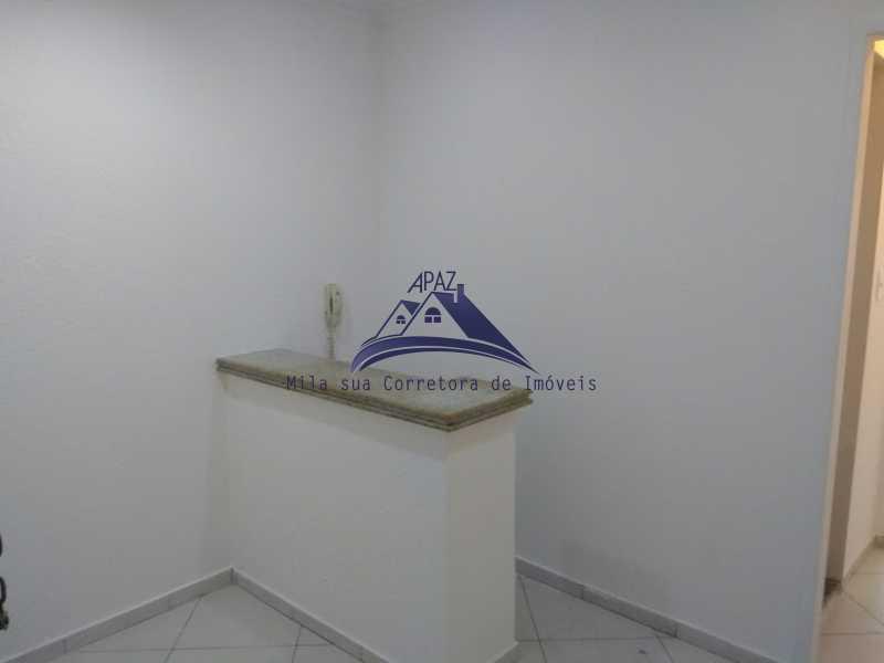 03 - Sala Comercial 25m² à venda Rio de Janeiro,RJ - R$ 330.000 - MSSL00007 - 8