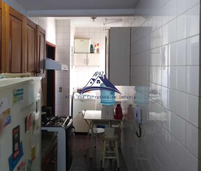 ac - Apartamento 2 quartos à venda Rio de Janeiro,RJ - R$ 690.000 - MSAP20050 - 12