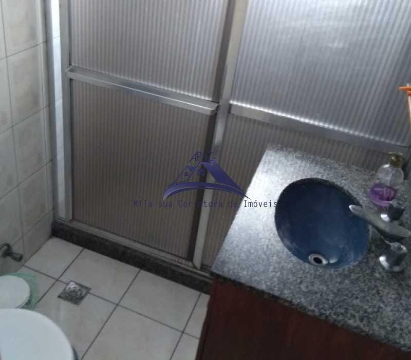 ag - Apartamento 2 quartos à venda Rio de Janeiro,RJ - R$ 690.000 - MSAP20050 - 14
