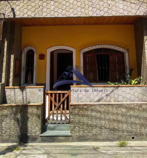 01 - Casa de Vila 4 quartos à venda Rio de Janeiro,RJ - R$ 1.750.000 - MSCV40004 - 1