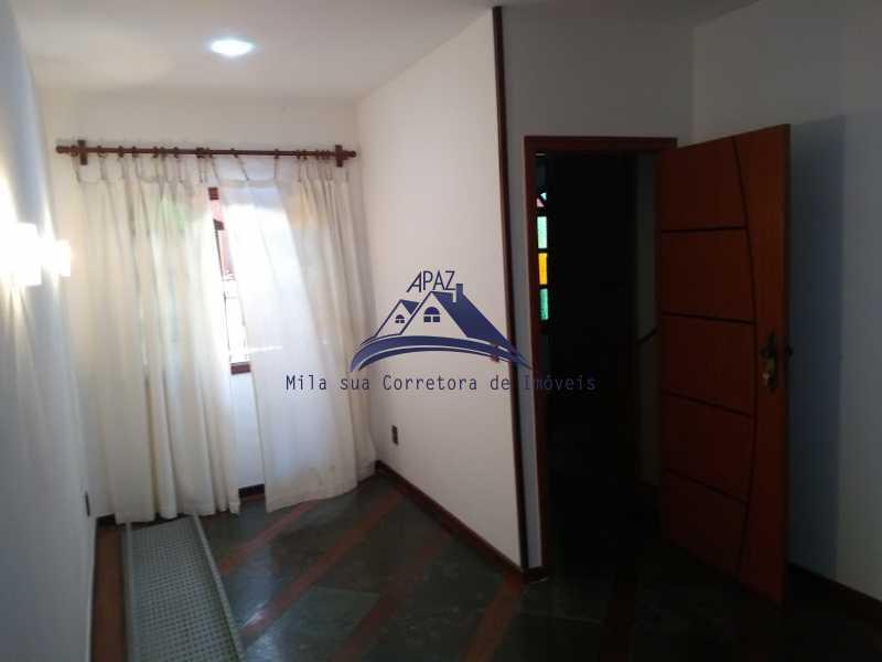 06 - Casa de Vila 4 quartos à venda Rio de Janeiro,RJ - R$ 1.750.000 - MSCV40004 - 3