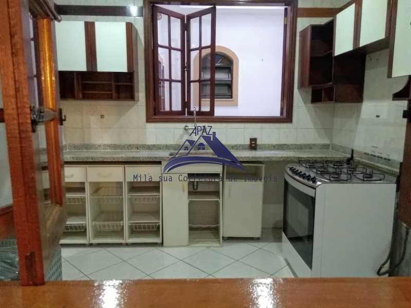 08 - Casa de Vila 4 quartos à venda Rio de Janeiro,RJ - R$ 1.750.000 - MSCV40004 - 4
