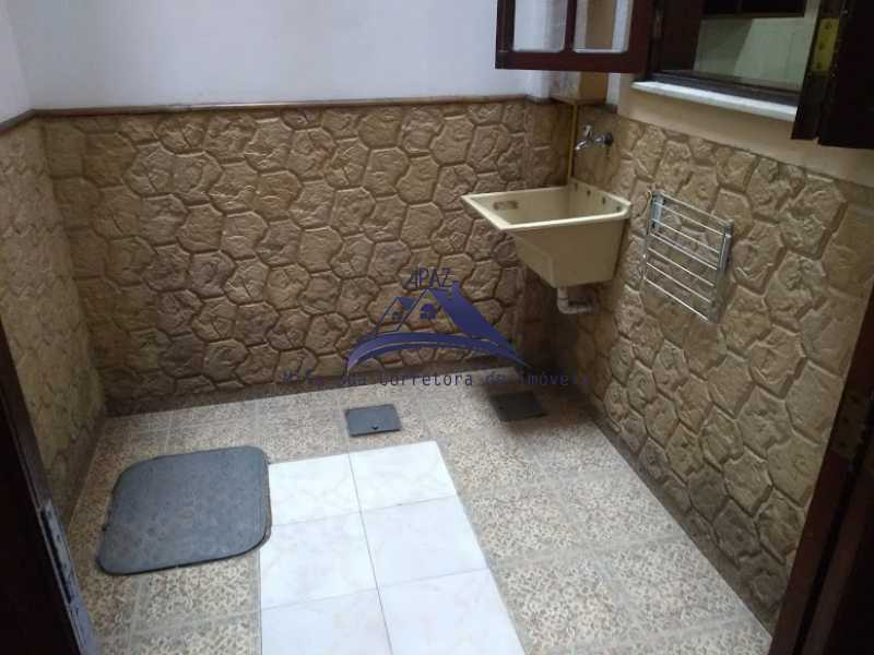 010 - Casa de Vila 4 quartos à venda Rio de Janeiro,RJ - R$ 1.750.000 - MSCV40004 - 5
