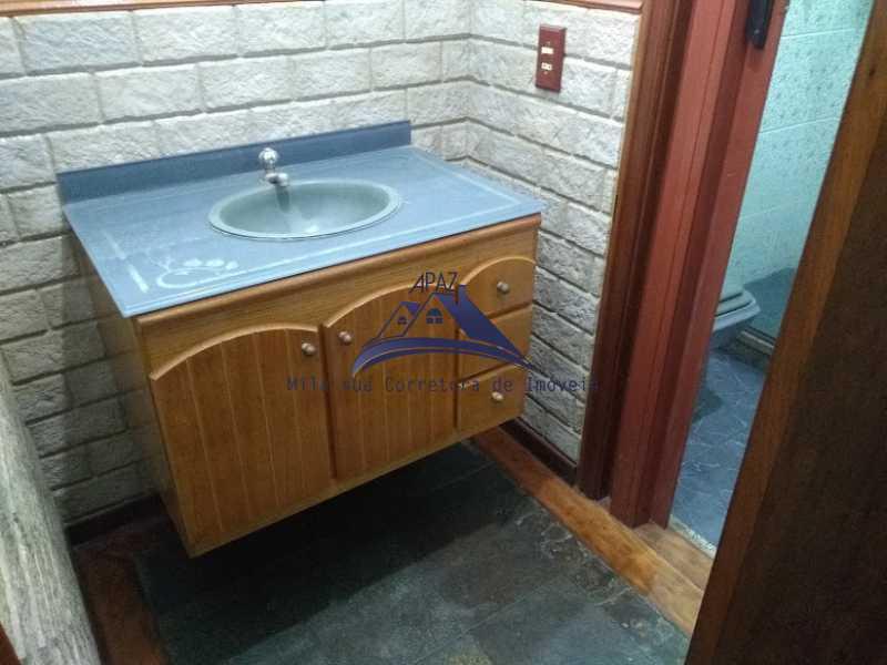012 - Casa de Vila 4 quartos à venda Rio de Janeiro,RJ - R$ 1.750.000 - MSCV40004 - 7
