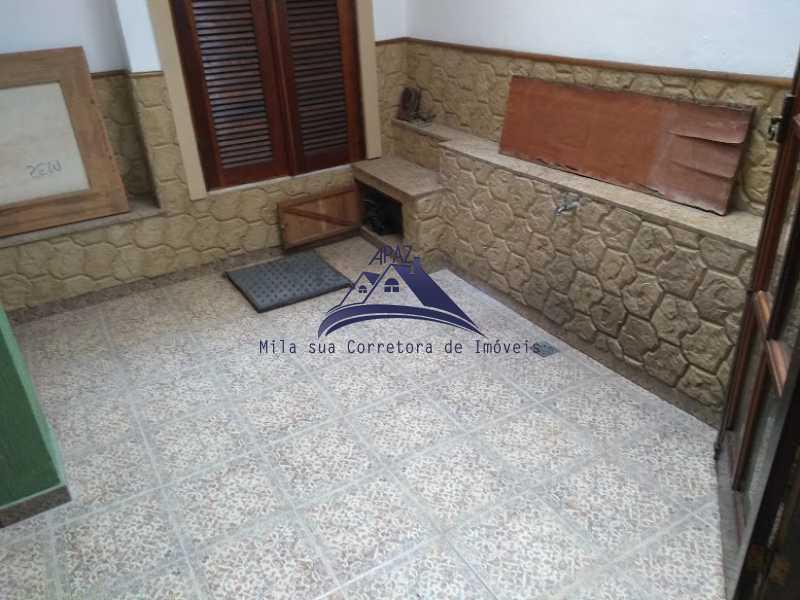 017 - Casa de Vila 4 quartos à venda Rio de Janeiro,RJ - R$ 1.750.000 - MSCV40004 - 9